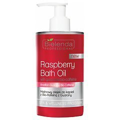 Bielenda Professional Raspberry Bath Oil With Guarana Bio-Coffeine 1/1