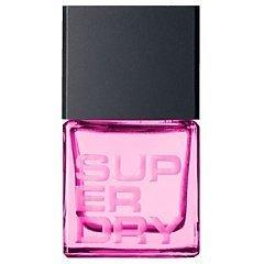 superdry neon pink
