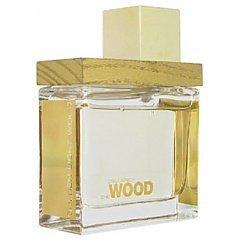 DSquared2 She Wood Golden Light Wood tester 1/1