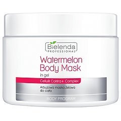 Bielenda Professional Watermelon Body Mask In Gel 1/1