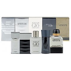 32f99d6d15ae2 Giorgio Armani Collection Zestaw miniatur Diamonds EDT 4ml + ...