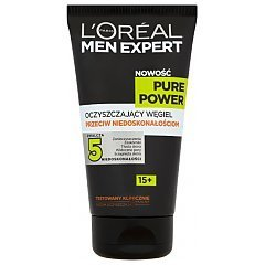 L'oreal Men Expert Pure Power Gel 15+ 1/1