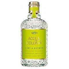 Maurer + Wirtz 4711 Acqua Colonia Lime & Nutmeg tester 1/1