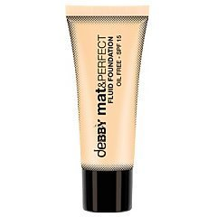 Debby Mat&Perfect Fluid Foundation Oil Free 1/1