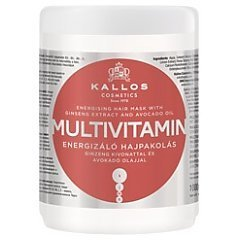 Kallos Multivitamin Energising Hair Mask 1/1
