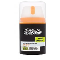 L'oreal Men Expert Pure Power Active Moisturiser 1/1