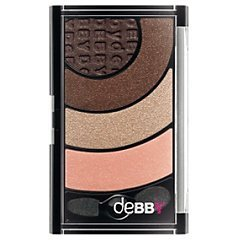 Debby Color Case Quad Eyeshadow 1/1