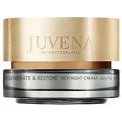 Juvena Regenerate & Restore Rich Night Cream 1/1