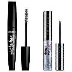 Debby Debby What Lashes Ultra Length + Definition Mascara 1/1