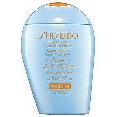 Shiseido Ultimate Sun Protection Lotion WetForce for Sensitive Skin and Children 1/1