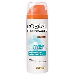 L'oreal Men Expert Hydra Sensitive Shaving Foam 1/1