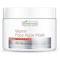 Bielenda Professional Vitamin Face Algae Mask 1/1
