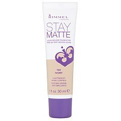 Rimmel Stay Matte Liquid Mousse Foundation 1/1