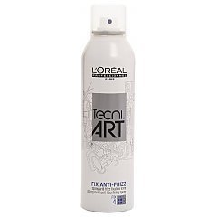 L'oreal Tecni Art Fix Anti-Frizz Strong-Hold Fixing Spray 1/1