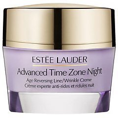 Estee Lauder Advanced Time Zone Night Age Reversing Line Wrinkle Creme tester 1/1