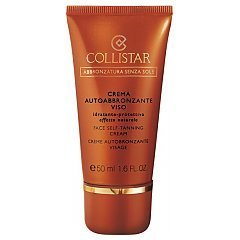 Collistar Tan Without Sunshine Face-Self Tanning Cream 1/1