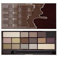 Makeup Revolution Death By Chocolate Palette tester 1/1
