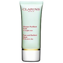 Clarins Pure and Radiant Mask with Pink Clay 1/1