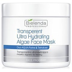 Bielenda Professional Transparent Ultra Hydrating Algae Face Mask 1/1