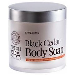 Natura Siberica Fresh SPA Black Cedar Body Soap tester 1/1