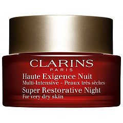Clarins Super Restorative Night For Very Dry Skin 1/1