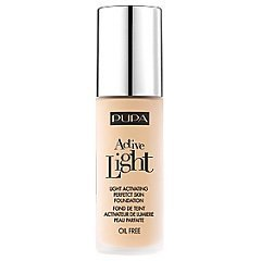 Pupa Active Light Light Activating Perfect Skin Foundation Oil Free SPF10 1/1
