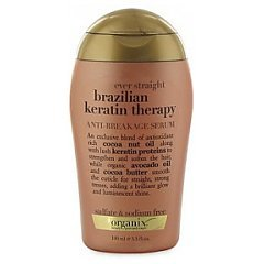 Organix Brazilian Keratin Therapy Anti-Breakage Serum 1/1