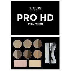 Freedom Pro HD Brow Palette 1/1