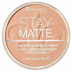 Rimmel Stay Matte Long Lasting Pressed Powder tester 1/1