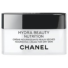 CHANEL Hydra Beauty Nutrition Nourishing Cream For Dry Skin 1/1