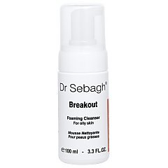 Dr Sebagh Breakout Foaming Cleanser For Oily Skin 1/1