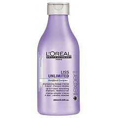 L'Oreal Serie Expert Liss Unlimited Shampoo 1/1
