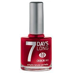 Deborah 7 Days Long Nail Varnish 1/1