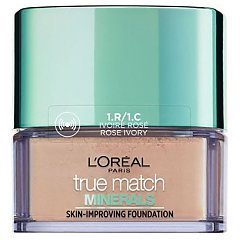 L'Oreal True Match Minerals Skin-Improving Foundation tester 1/1