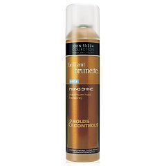 John Frieda Brilliant Brunette Fixing Shine 1/1