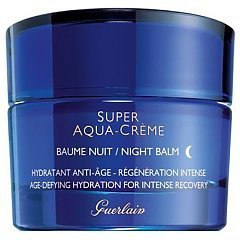 Guerlain Super Aqua Night Balm Age Defying Hydration for Intense Recovery 1/1