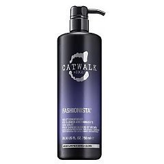 Tigi Catwalk Fashionista Violet Conditioner for Blondes and Highlights 1/1