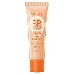 Rimmel BB Cream Radiance 9in1 Skin Perfecting Super Makeup 1/1