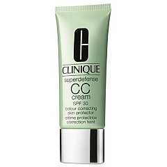 Clinique Superdefence CC Cream Colour Correcting Skin Protector tester 1/1