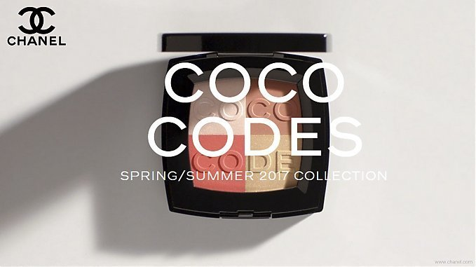 Chanel Coco Codes Collection 2017!