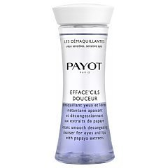 Payot Efface'Cils Douceur Instatnt Smooth Decongesting Cleaner for Eyes and Lips 1/1