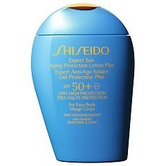 Shiseido The Suncare Expert Sun Aging Protection Lotion Plus For Face/Body tester 1/1