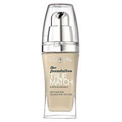 L'Oreal True Match Super-Blendable Perfecting Foundation 1/1