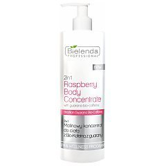Bielenda Professional Raspberry Body Concentrate With Guarana Bio-Coffeine 1/1