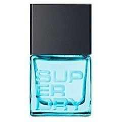superdry neon blue