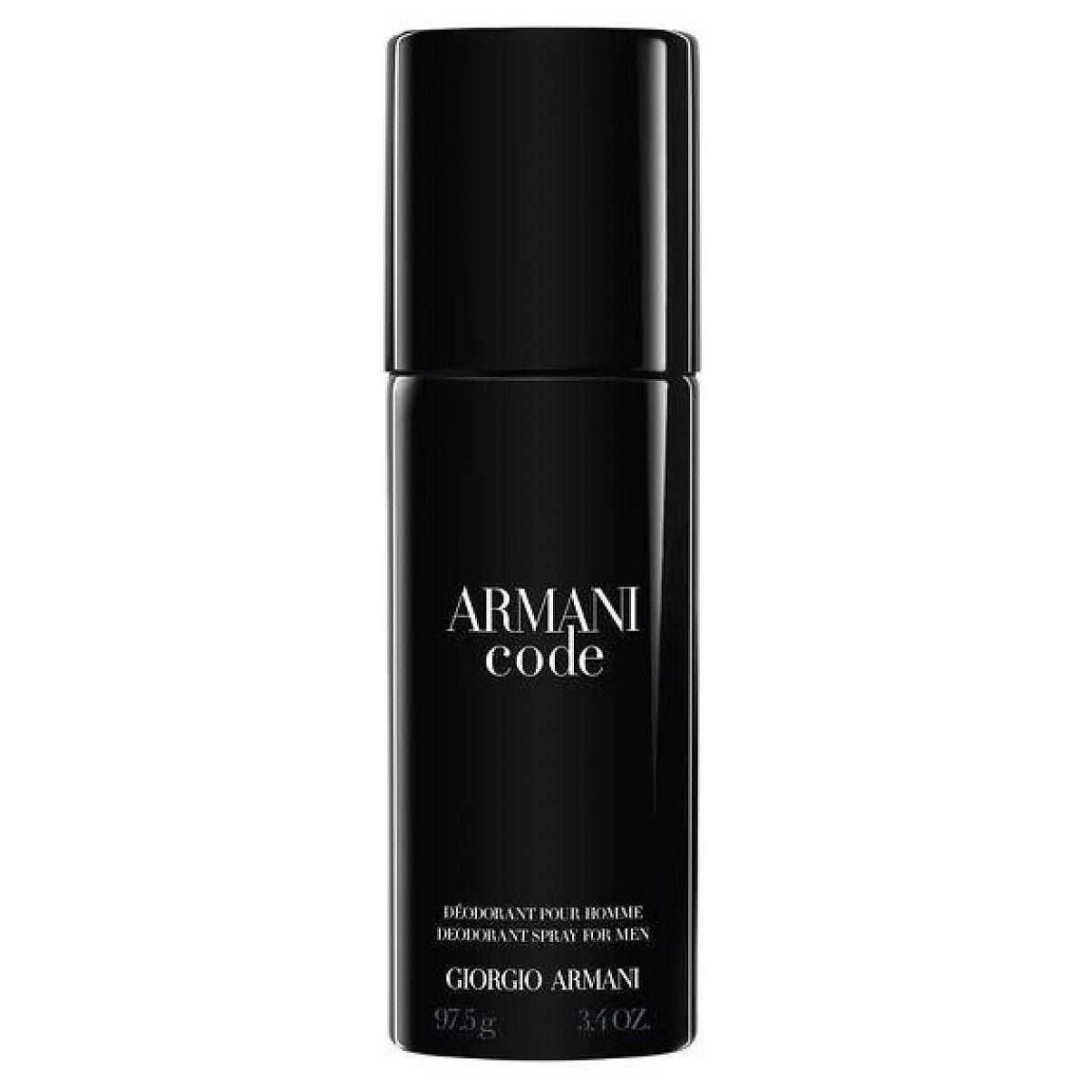 giorgio armani code pour homme dezodorant spray 150ml. Black Bedroom Furniture Sets. Home Design Ideas