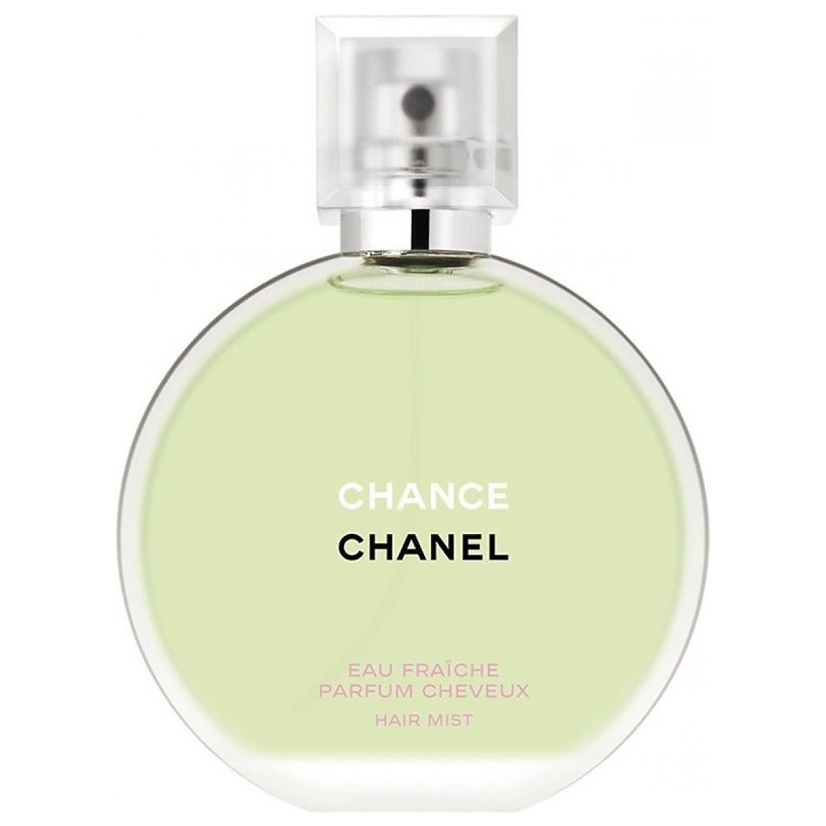 Chanel chance eau fraiche mgielka delikatna do wlosow 35ml for Chance eau fraîche