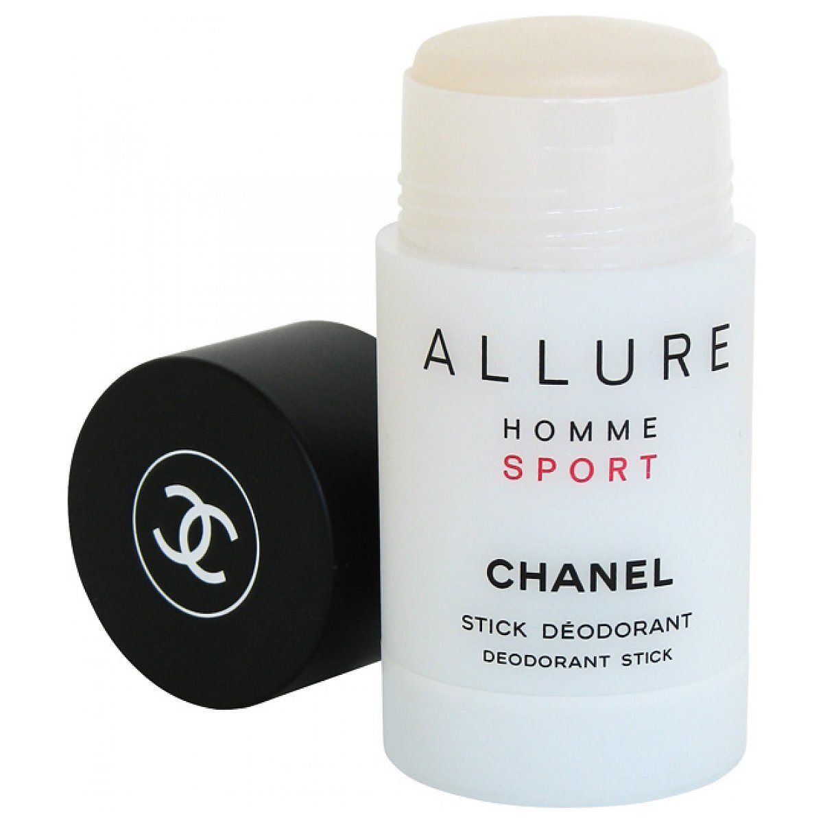 chanel allure homme sport dezodorant sztyft 75ml 60g. Black Bedroom Furniture Sets. Home Design Ideas